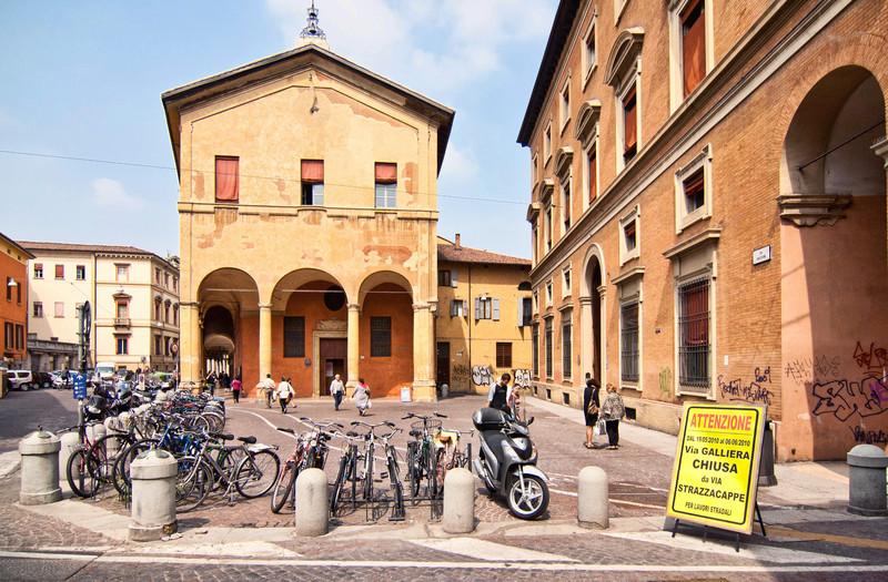 ''Piazzetta della Pioggia'' - Bologna