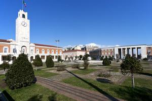 I giardini e la piazza