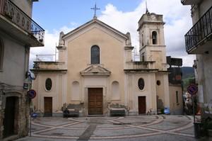 """P.za Vittorio Emanuele """"centro della Festa"""""""