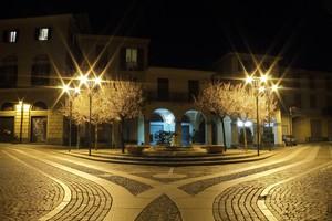 Merate, Piazza della Vittoria