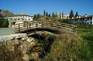 Ponte sul rio