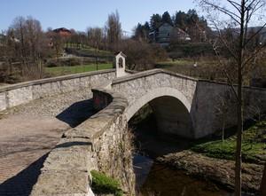 Il ponte di Borgo San Rocco