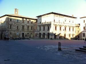La piazza del …. nobile