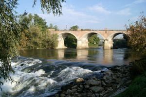 Ponte sul fiume Lambro