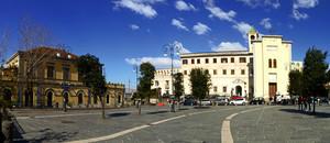 Portici: piazza San Pasquale
