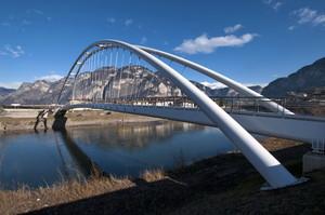 L'Adige a San Michele
