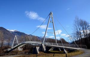 Ponte del Sentiero Valtellina
