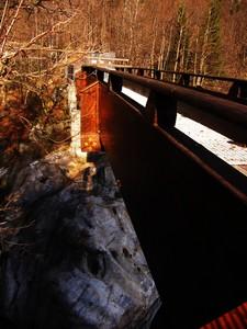il ponte sulle marmitte