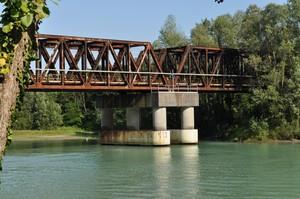 La ferrovia sul fiume Toce