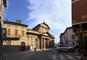 Piazza Vittorio Emanuele II, Nizza Monferrato