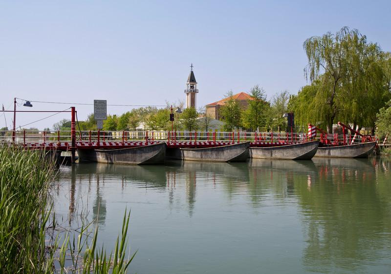 Musile di Piave - Ponte di barche