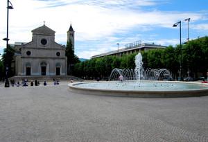 sfumature  sulla piazza