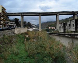 Il viadotto della tangenziale