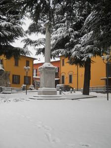 Piazzetta della chiesa