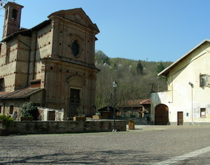 Piazza Buttini