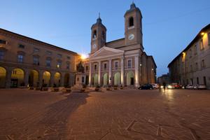 Piazza Cavour – Camerino