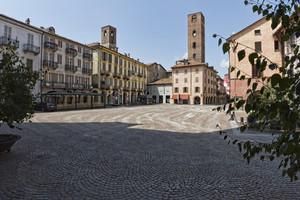 Per gli Albesi piazza Duomo