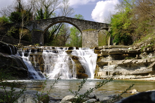 portico e san benedetto ponte della brusia