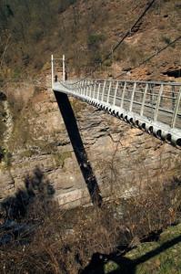 Passerella sul Canyon Limarò