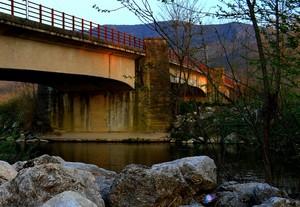 Oltre i confini : Ponte sul Volturno – Vairano Patenora