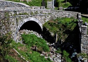 Ponte al Santuario Madonna della Febbre