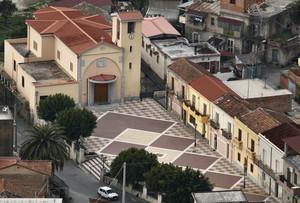 La Piazza principale di Fiumara