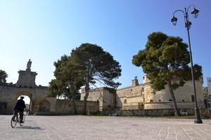 Fraz.Acaya Piazza Castello