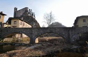 Il Ponte e l'antica Rocca