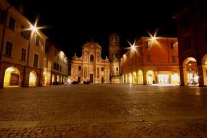 Piazza San Prospero o piazza dei leoni