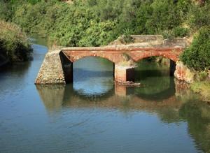 Il vecchio ponte sull'Alma