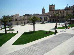 Piazza Regina Margherita