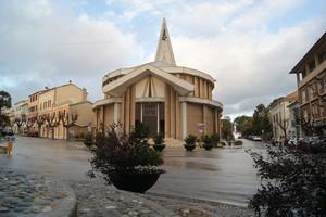 Numana, piazza Santuario