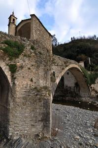 Ponte antico di S.Lucia Badalucco