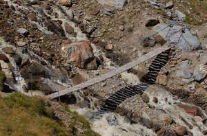 Il Ponte Sul Sentiero Dei Tedeschi