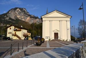 Villa: Piazza Santi Fabiano e Sebastiano