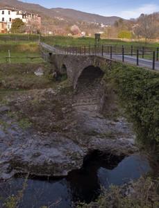 """"""" Un ponte per la mulattiera """""""