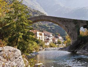 """"""" Antico ponte sull'Argentina """""""