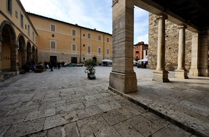 Piazza Baldini già Piazza Duomo