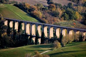 Ponte ferroviario – Tolentino (MC)
