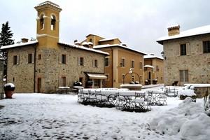Piazzetta di Castiglion del Bosco