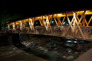 Il ponte di Tonadico