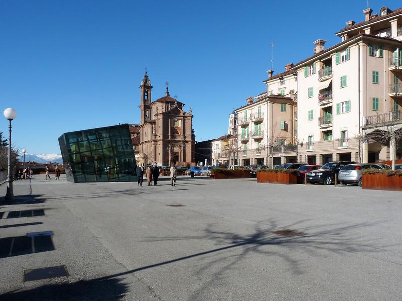 ''Piazza Vittorio Veneto'' - Fossano