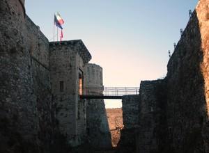 Ponte del Castello Piccolomini