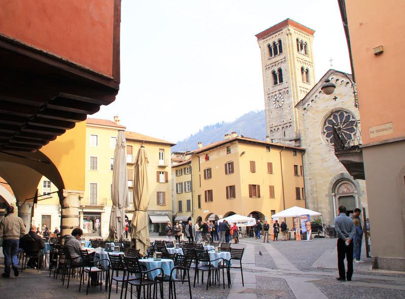 ''Piazza San Fedele'' - Como