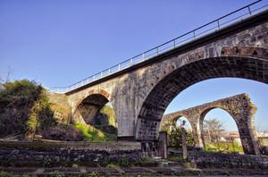 Il ponte della circumetnea
