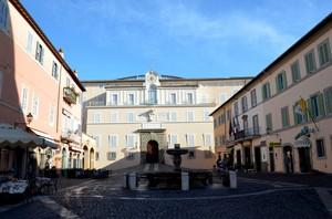 residenza estiva papale