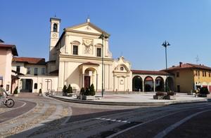 Mesero – piazza Europa