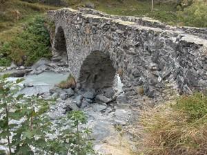 Ponte storico di Bogone