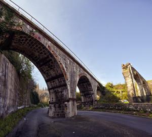 Il ponte e l'acquedotto