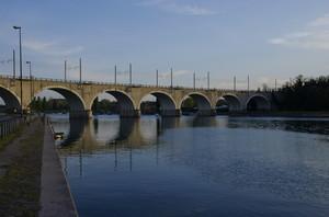 Ponte sul Mincio
